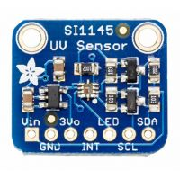 SI1145 Digital UV Index / IR / Visible Light Sensor