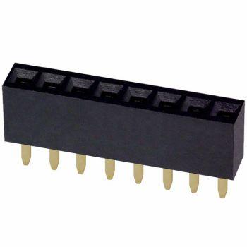 Pin Header 1x8 Female 2.54mm