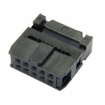 IDC Female Connector 2x5 Pin