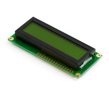 Lcd Module 16x2 5V Green-Black