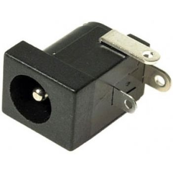 Dc Power Jack 5.5 x 2.5mm