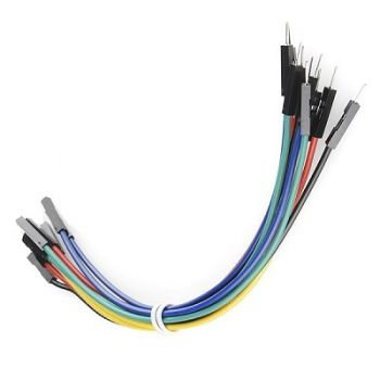 Jumper Wires 15cm Female to Male - Pack of 10