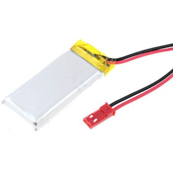 Polymer Lithium Ion Battery - 450mAh