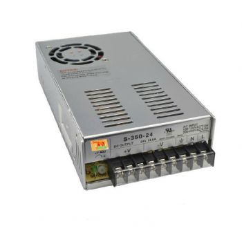 Power Supply Industrial 24V 14.3A 350W Wantai