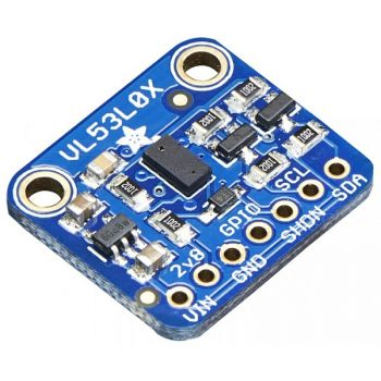 Adafruit VL53L0X Time of Flight Distance Sensor - ~30 to 1000mm