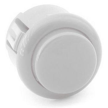 Arcade Push Button Mini 27mm - White
