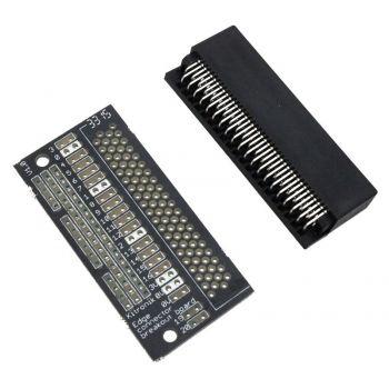 Edge Connector Breakout Board for the BBC micro:bit