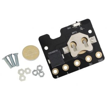 MI:power board for the BBC micro:bit