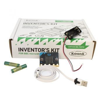 BBC micro:bit with Inventor's Kit and Accessories
