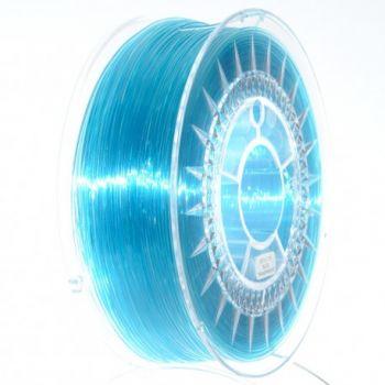 3D Printer Filament Devil - PETG 1.75mm Blue Transparent 1kg