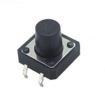 Tact Switch 12x12mm 12mm 4Pins