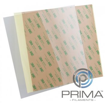 PrimaFil PEI Sheet 203x203mm 0.2mm