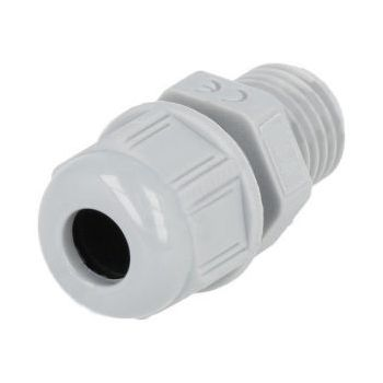Cable Gland M16 - Light Grey