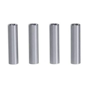 """Spacers Aluminum OD1/4"""" - L0.500"""""""