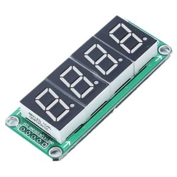 Display Module 7-Segment 4 Digit with 74HC595