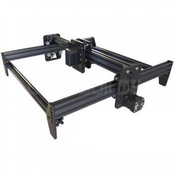 OpenBuilds ACRO System 500x1000mm Βlack