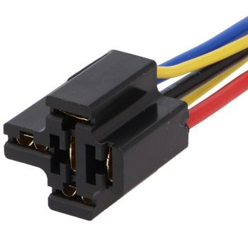 Relay Socket 5-Pin
