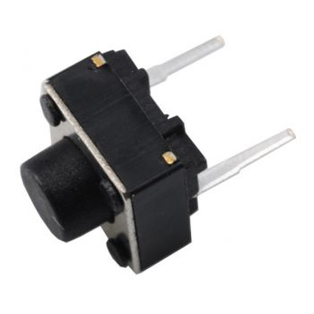 Tact switch 6x6mm 5mm 2pins (Breadboard Compatible)