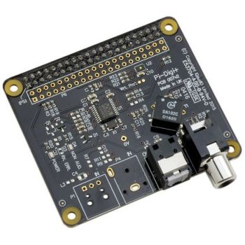 IQaudIO Pi-Digi+ Digital Audio Output Card