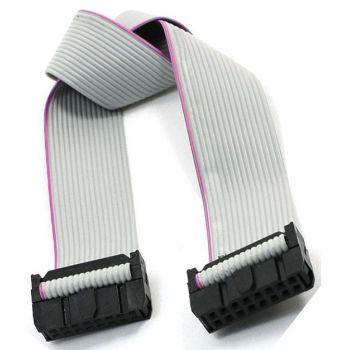 IDC Ribbon Cable 2x8 Pin - 15cm