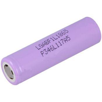 Battery Lithium 18650 3.7V 3350mAh
