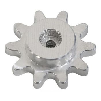 "Servo Sprocket - 0.250"" Pitch 24T (Hitec)"