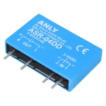 Solid State Relay - 4A (3-32V DC)