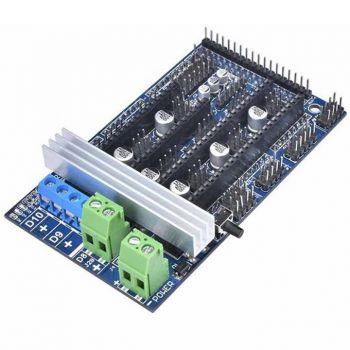 RAMPS 1.6 Shield for Arduino Mega