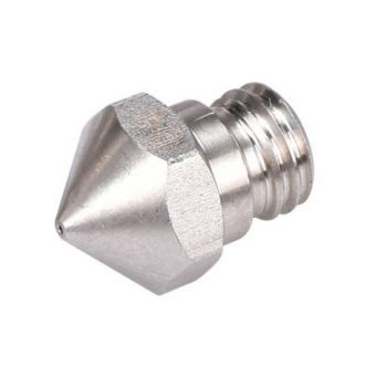 MK10 Stainless Steel Nozzle 0.4mm