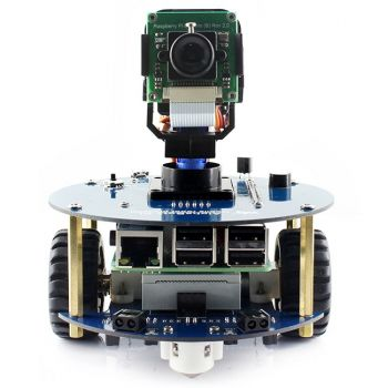 AlphaBot2 Robot Building kit for Raspberry Pi 3 Model B (no Pi)