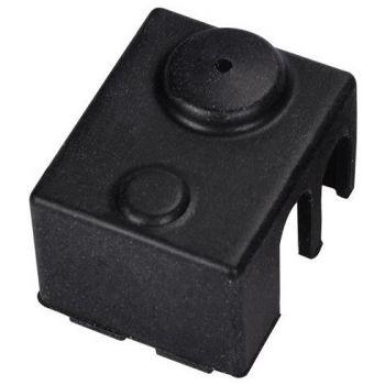 E3D v6 Silicone Non-Official Sock Black