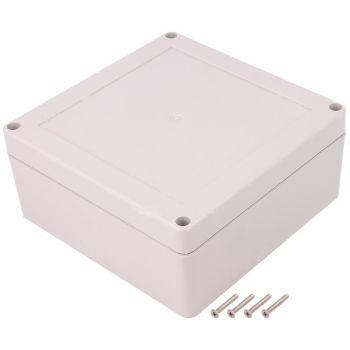 Project Box 135x135x60mm Grey