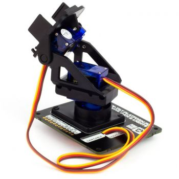 Pimoroni Pan-Tilt HAT - Full kit