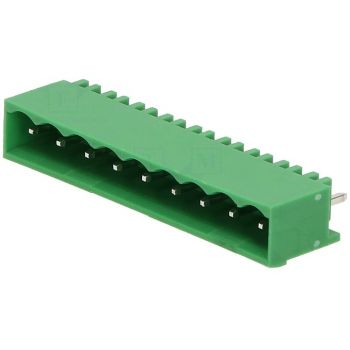Terminal Block Pluggable 9 Pins Male (P5.08)