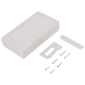 Project Box 145x81x35mm - Grey (Battery Compartment)