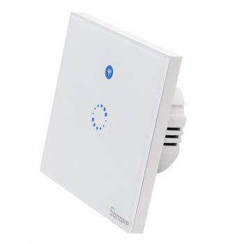 Sonoff Smart Wall Touch Light Switch - 1CH WiFi
