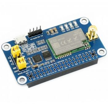 Waveshare LoRa HAT for Raspberry Pi 433MHz - SX1268