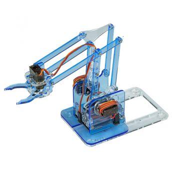 MeArm Robot Classic Maker - Blue