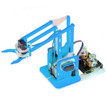 MeArm Robot for Raspberry Pi - Blue