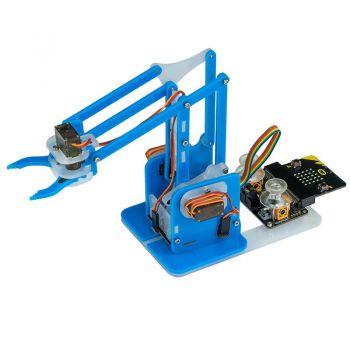MeArm Robot for BBC micro:bit - Blue