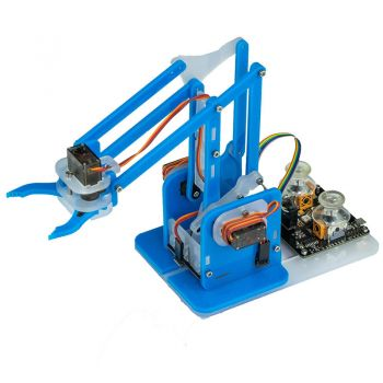 MeArm Robot for Arduino - Blue