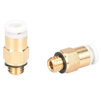 Creality 3D CR-10 Tube connector Push-fit (extruder)