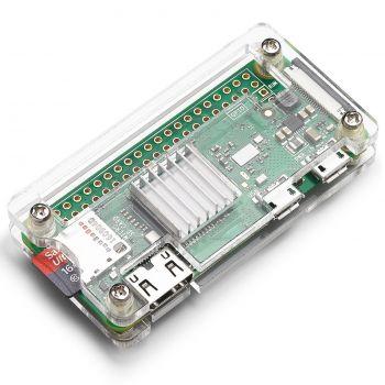 Clear Case For Raspberry Pi Zero