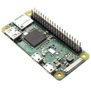 Raspberry Pi Zero Wireless (Pre-Soldered Header)