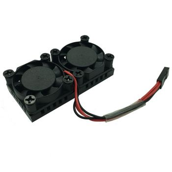 Raspberry Pi Dual Cooling Fan Kit Module
