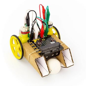 BBC micro:bit Simple Robotics Kit - Single Pack