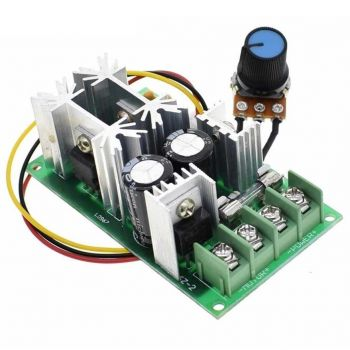 DC Motor PWM Speed Controller 10-60V 20A