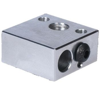 Extruder Heating Block for CR10 (MK8)