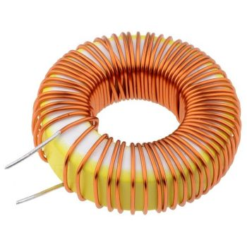 Wire Inductor 220uH 5A