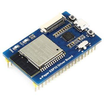Waveshare Universal e-Paper Raw Panel Driver Board, ESP32 WiFi / Bluetooth